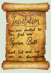 -Invitation to the Phyrrian Ball- by CaTTTaco
