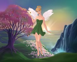 Tinker Bell (2) by DarthCrotalus