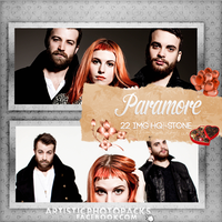 -Photopack Paramore 01 by SomeoneInTheForest