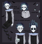 Halloween special: OctoBoy |auction adopt [closed] by spicydoggos