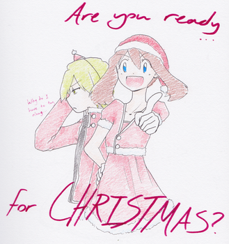 Are you ready for Christmas? by mizu44contestshipper
