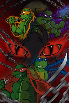 Long Lost Comic Cover (Redraw) by L4Dragon