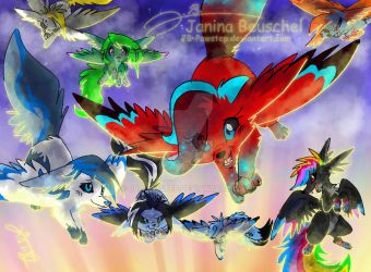 Fly with us by JB-Pawstep