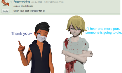 (Ask/Dare my OCs) Question 5 by MMD1lover1