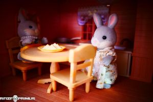 Sylvanian Families Test Shot 2 by raveka