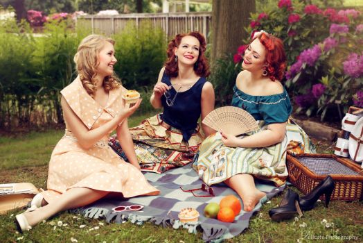 Picknick by Delicate-Photography
