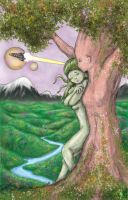 Dryad Cover Raw by Paul-Lucas