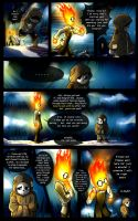 Reminiscence: Undertale Fan Comic Pg. 8 by Smudgeandfrank