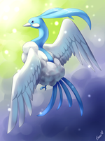 Altaria, the Humming Pokemon