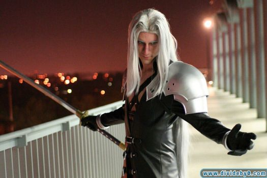 Lord masamune the best cosplay world as sephiroth. by daimaga