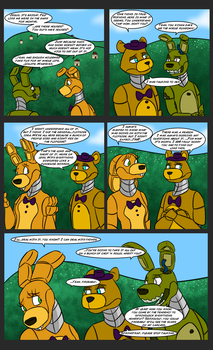 Spring-trapped #109 - Helping by RuneVix