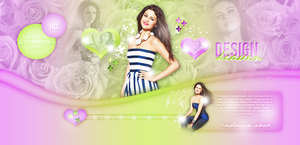 Selena Gomez Layout by Lucas-Editions