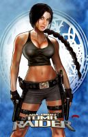Lara Croft Tomb Raider by Dan-DeMille