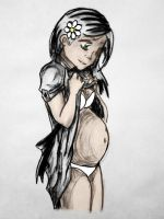 Pregnant Mother by Axe-Girl