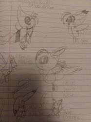 Celebi And Mew Fusion Adopts!!(Open!!) by Rubiliss