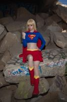 Supergirl: JLU 1 by AliceInTheTARDIS