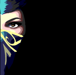 Dishonored 2 - Vector by Zabius
