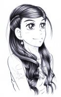 Twitch live drawing by Yaaxian