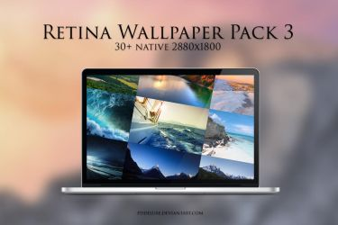 Retina Wallpaper Pack 2014 No. 3 by pddeluxe