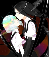 Bortz and Diamond by seijoorou