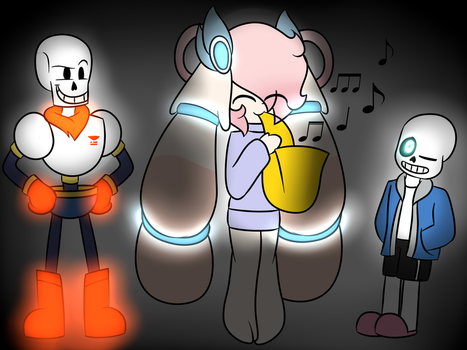 Day 11- Blacklight party with skeletons by Camillafox