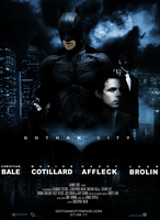 Gotham City-Final Poster by Gato-Chico