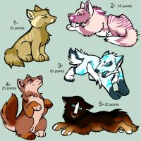 Points Adoptables - OPEN by Kamis-Cafe