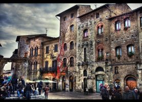 The Wishing Well HDR by ISIK5