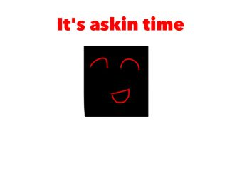 It's askin time with Ender by EnderMario8822