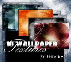 Wallpaper Texture Set 6 by spiritcoda