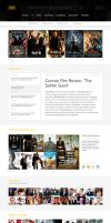 IMDB Redesign Concept by andrei19190