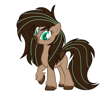 [Gift] Meeting Mint (Base Edit) by McPony1234