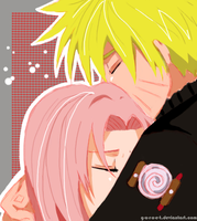 NaruSaku - Comfort by G-A-R-N-E-T