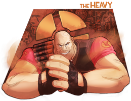 Meet The Heavy by TumourLoaf