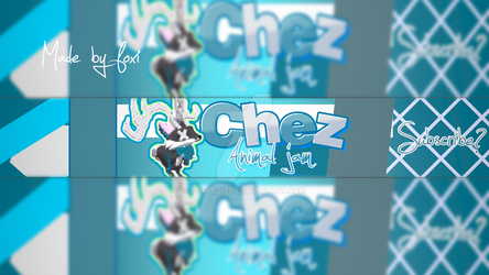 CHEZ BANNER CE by Foxi-Edits