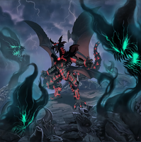 Lair of Darkness by Yugi-Master