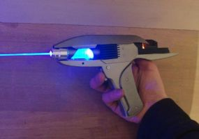 Custom Phaser Mk II by Anselmofanzero