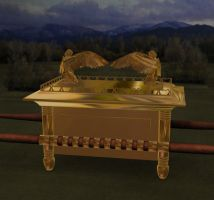 The Ark of the Covenant by Knight22179