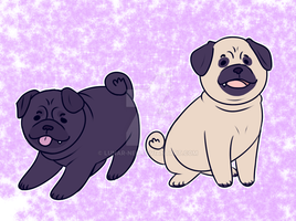 puggsss by lunar-neo