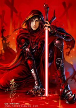 A Man by Heise - Sith Redux by forcesinmotion