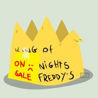 Crown on Sale! by Monodes