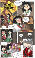 CM - Kagome and Sango Banquet - 1/6 by MyFetishSituation