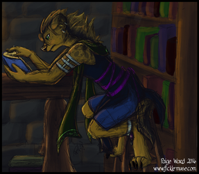 Ysera Studies by sweetmorpheus