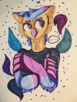 Lately I've Been, I've Been Losing Sleep~ {{GIFT}} by humble-abode