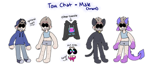 tom chat //kin shit by happyrave