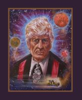 Doctor Who Jon Pertwee by Gary-Mark-Lee