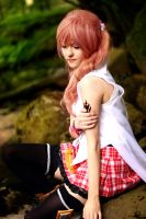 Final Fantasy XIII: Keeping you on my Mind by felixize