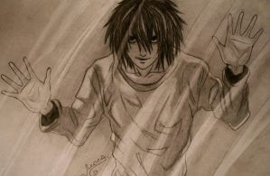 L. Lawliet by Anastasia1312