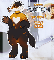 Honey Badger AUCTION by elfkit