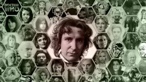 Eighth Doctor Adventures by DoctorRy